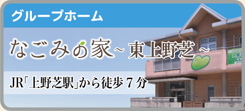 なごみの家 東上野芝